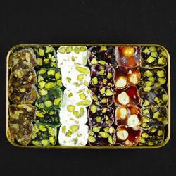 Assorted Turkish Delight , 15.8oz - 450g - Thumbnail