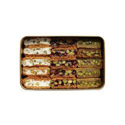 Hafız Mustafa - Turkish Delight With Shredded Pastry , 300 g