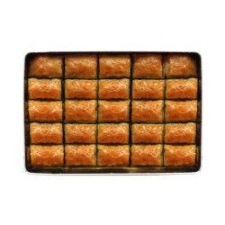 Pistachio Baklava , 25 pieces - 2.2lb - 1kg - Thumbnail