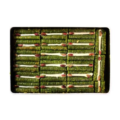 Pistachio Princess Baklava , 20 pieces - 2.2lb - 1kg