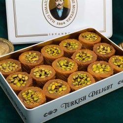 Hafız Mustafa - Pistachio Rolled Kadaif , 1000 g