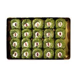 Pistachio Sultan Baklava , 20 pieces - 2.2lb - 1kg - Thumbnail