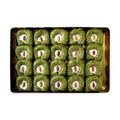 Pistachio Sultan Baklava , 20 pieces - 2.2lb - 1kg
