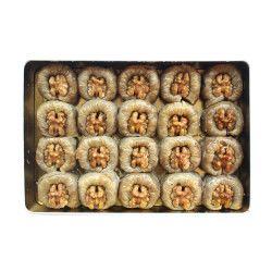 Walnut Sultan Baklava , 20 pieces - 2.2lb - 1kg - Thumbnail