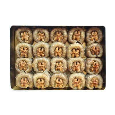 Walnut Sultan Baklava , 20 pieces - 2.2lb - 1kg