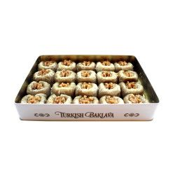 Walnut Sultan Baklava , 20 pieces - Thumbnail