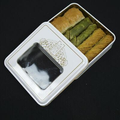 Handmade Assorted Deluxe Baklava , 1.1lb - 500g