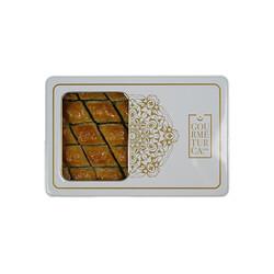 Handmade Diamond Walnut Baklava , 28 pieces - 2.2lb - 1Kg - Thumbnail