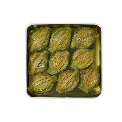 Handmade Mussel Baklava with Pistachio , 9 pieces - 0.8lb - 400g