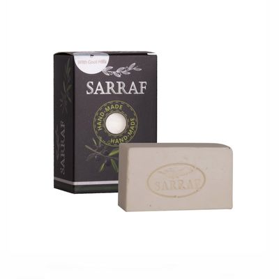 Handmade Olive Oil Soap with Goat Milk , 3 pack