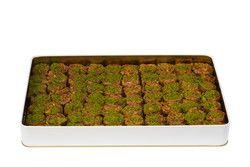 Handmade Walnut Palace Baklava , 60 pieces - 2.2lb - 1kg - Thumbnail
