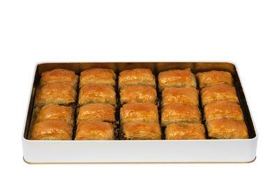Handmade Pistachio Baklava , 2.2lb - 1kg
