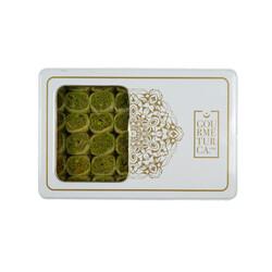 Handmade Pistachio Palace Baklava , 40 pieces - 2.4lb - 1kg - Thumbnail