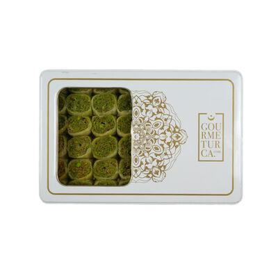 Handmade Pistachio Palace Baklava , 40 pieces - 2.4lb - 1kg