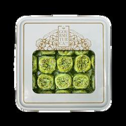 Handmade Pistachio Palace Baklava , 25 pieces - 1.2lb - 540g - Thumbnail