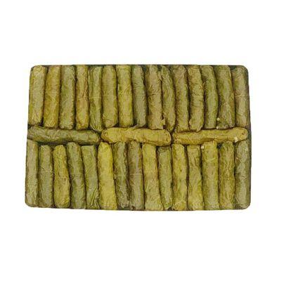 Handmade Sour Turkish Dolma 58 pieces - 3.08lb - 1.4kg