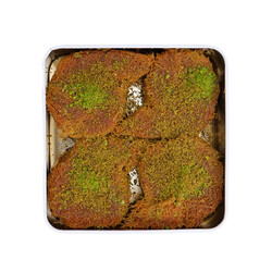 Handmade Spiral Pistachio Kadaif , 1.1lb - 500g - Thumbnail