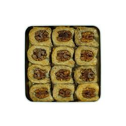 Handmade Walnut Sultan Baklava , 1.1lb - 500g - Thumbnail