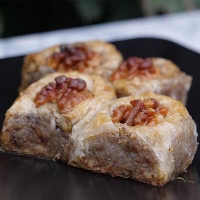 Handmade Walnut Sultan Baklava , 2.2lb - 1kg
