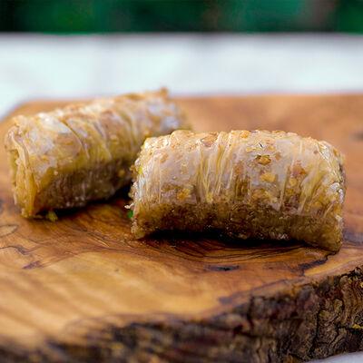 Handmade Walnut Twisted Baklava , 27.8oz - 790g