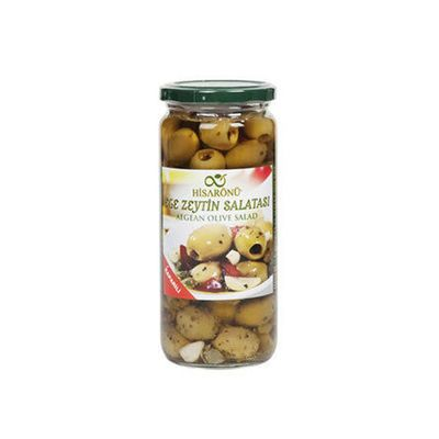 Aegan Olives Salad , 1lb - 450g
