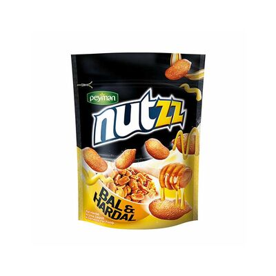 Honey and Mustard Flavoured Fried Peanut, 5.11oz - 145g