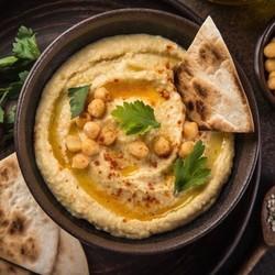 Hummus, 2 pack - Thumbnail