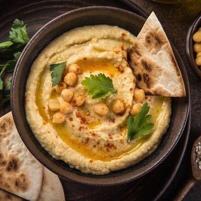 Hummus, 2 pack