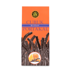 Dark Chocolate Coated Orange Stick , 9oz - 250g - Thumbnail