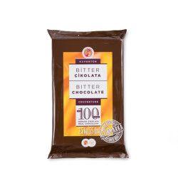 Kahve Dünyası - Dark Couverture Chocolate , 5.5lb - 2.5kg