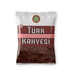 Kahve Dünyası - Dark Roasted Turkish Coffee , 3.5oz - 100g