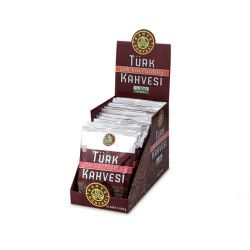 Kahve Dünyası - Dark Roasted Turkish Coffee Box , 12 pieces
