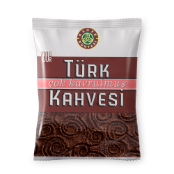 Kahve Dünyası - Dark Roasted Turkish Coffee Box , 12 pieces
