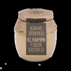 Handmade Hazelnut Cream , 13.4oz - 380g - Thumbnail