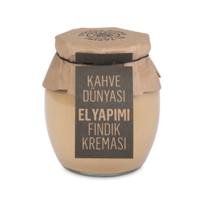 Handmade Hazelnut Cream , 13.4oz - 380g