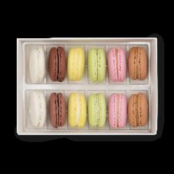 Kahve Dünyası - Macarons Box , 12 pieces
