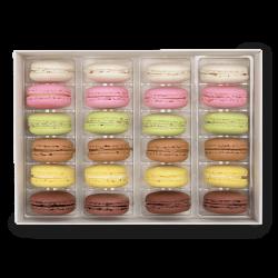 Kahve Dünyası - Macarons Box , 24 pieces