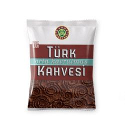 Kahve Dünyası - Medium Roasted Turkish Coffee , 3.5oz - 100g