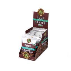 Kahve Dünyası - Medium Roasted Turkish Coffee Box , 12 pieces