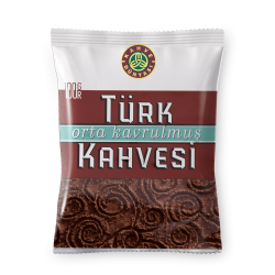 Kahve Dünyası - Medium Roasted Turkish Coffee Box , 12 pieces