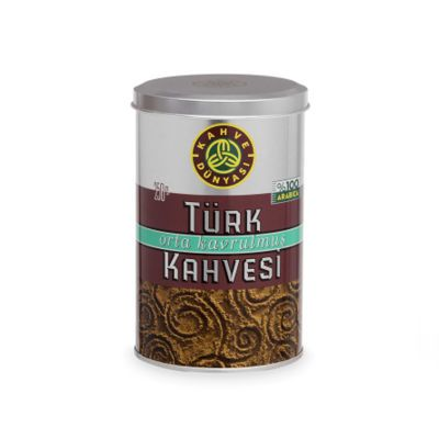 Medium Roasted Turkish Coffee , 9oz - 250g