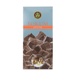 Kahve Dünyası - Milk Chocolate Coated Turkish Delight , 9oz - 250g