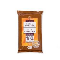 Kahve Dünyası - Milk Couverture Chocolate , 5.5lb - 2.5kg