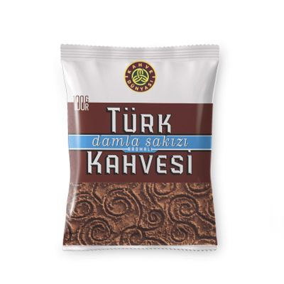 Turkish Coffee With Mastic , 100 g