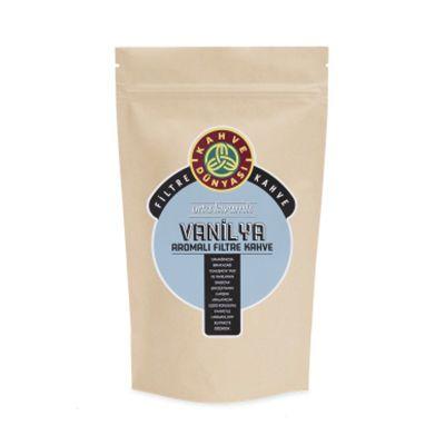Vanilla Flavoured Filter Coffee , 9oz - 250g