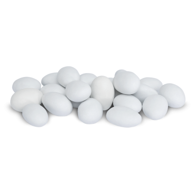 White Chocolate Almond Dragee , 7oz - 200g