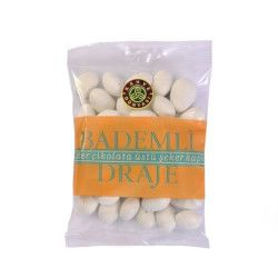 White Chocolate Almond Dragee , 200 g - Thumbnail