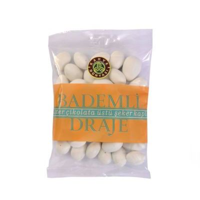White Chocolate Almond Dragee , 200 g