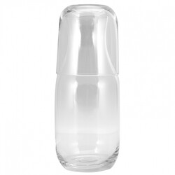 Karaca Krs Bedside Jug With Glass - Thumbnail