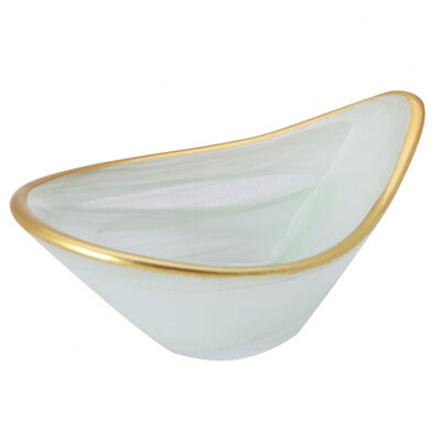 Karaca Soho Drip Mint Snack Bowl